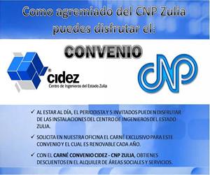 Convenio CIDEZ