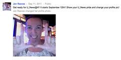 Jen Reeves - U Sign