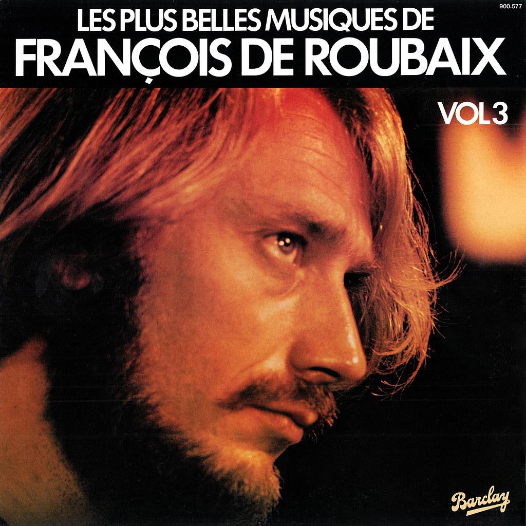 François de Roubaix - Les plus belles musiques de films Vol. 3
