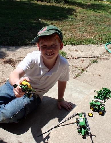David's New Tractors