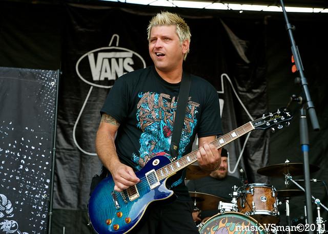 Less Than Jake @ Warped Tour 2011