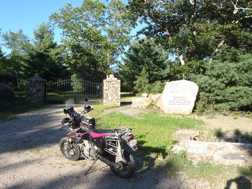 Narragansett Indian Church Tribal Burial Ground