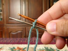 2726 one stitch on needle
