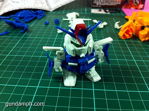 SD ZZ Gundam with Mega Rider (16)