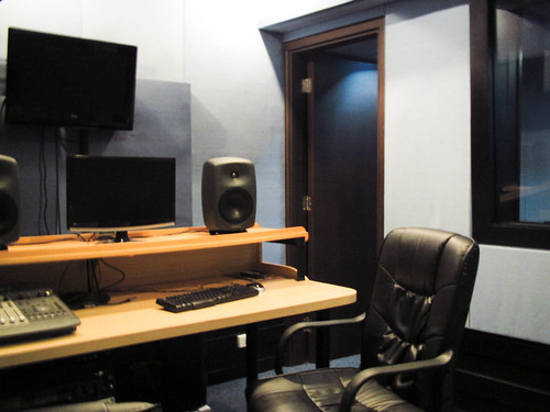 One of the Studios in Pinoytuner