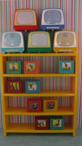 Miniature Tvs
