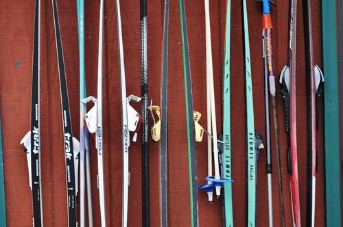 Ready for Skiing at Hatcher Pass Lodge, Palmer, Alaska