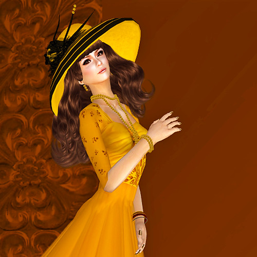 MW 1930s Styling Challenge - KymSara Rayna(Close)