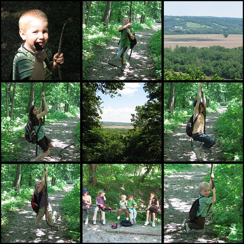 Shawnee Lookout Collage 2