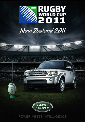 Rugby World Cup 2011 App