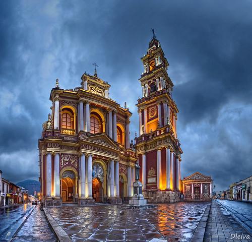Iglesia de San Francisco /San Francisco Church (Salta, Argentina)