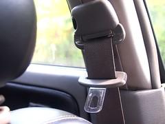 Seat Belt, Old Nissan