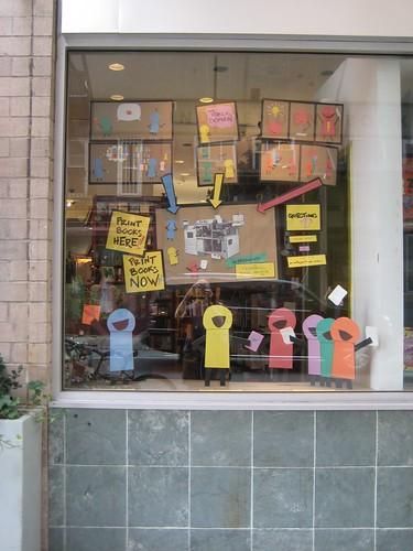 Book Machine, nyc 2011. 3
