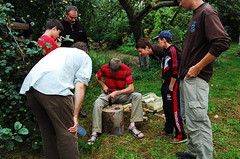 Peening in Romania