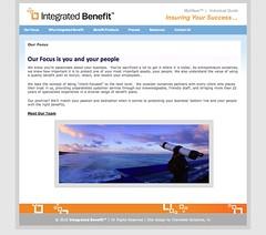 ibenefitinc.com - Business Benefits Web Site