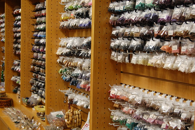 The New Bead Wall at KMIS