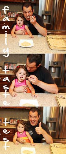 family taste test