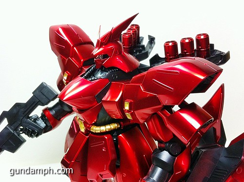 MG Sazabi Metallic Coating (Titanium-Like Finish) (63)