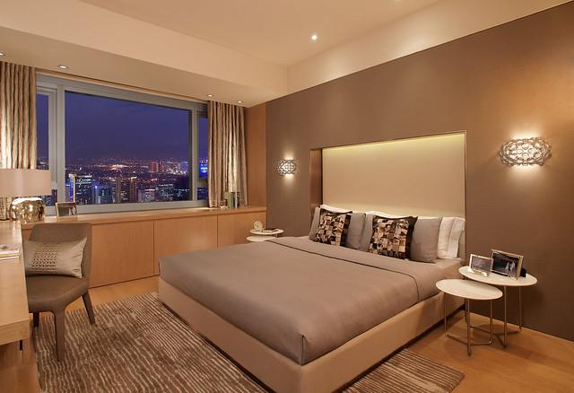 One Shangri-La Place Show Suite 2nd-room