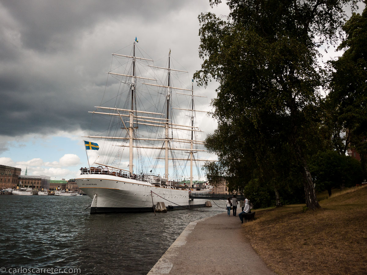 AF Chapman (Skepsholmen)