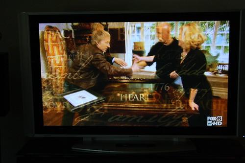 Buried Treasure show on TV