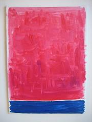 #31 Schnabel High Rise + Violet Blue Ladder