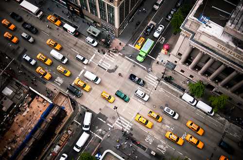 Intersection   NYC