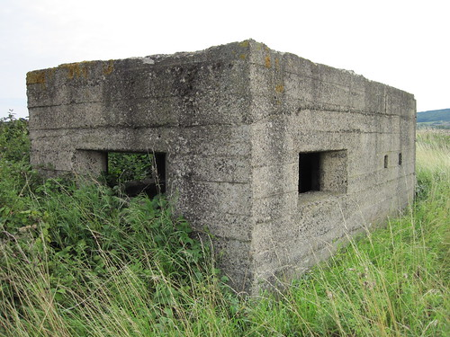 Pillbox, Turners Arms Farm, Yearby / Kirkleatham