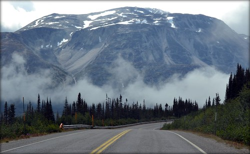 Alaska - Klondike Highway - Mountain