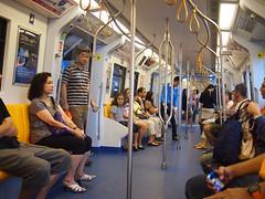 BTS Train, Bangkok