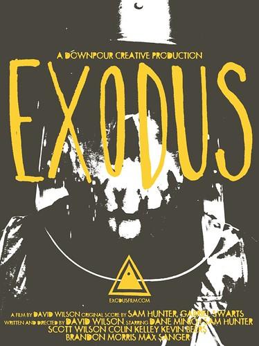 Exodus Short Film - Poster 2