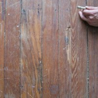 How to refinish a hardwood floor -- the complete manifesto