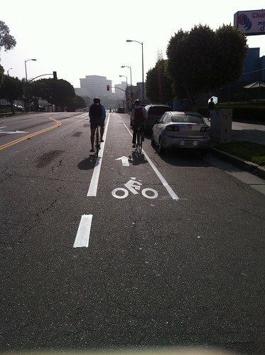 7th Street Bike Lanes