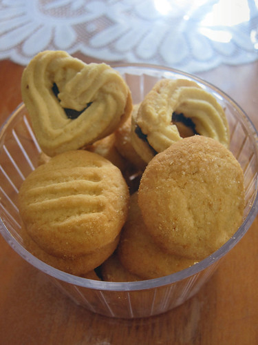 Donna Hay's shortbread cookies | From Cass with Love