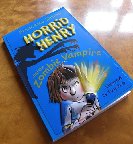 Francesca Simon, Horrid Henry and the Zombie Vampire