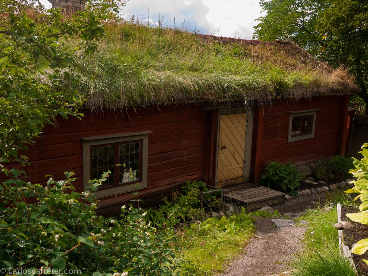 Casa tradicional (Skansen)