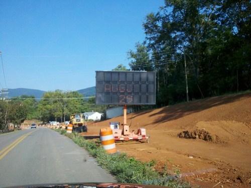 Jarman's Gap Road closing 29 August