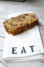 Whole Wheat Zucchini Banana Bread