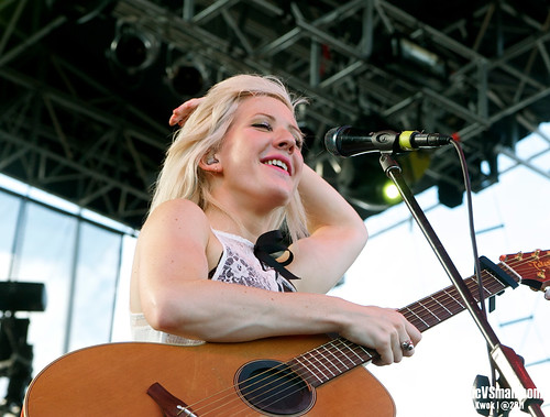 Ellie Goulding @ Kanrocksas 2011