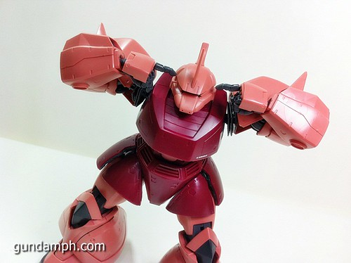 MG Char Aznable's Gelgoog (74)