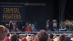 Crystal Fighters live at Frequency Festival
