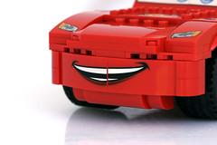8484 Ultimate Build Lightning Mcqueen - 13