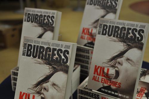 Melvin Burgess, Kill All Enemies