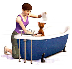 The Sims 3 Pets - New Render
