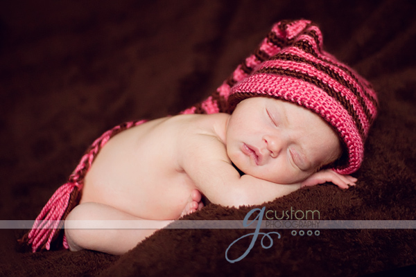 g Custom Photography newborn