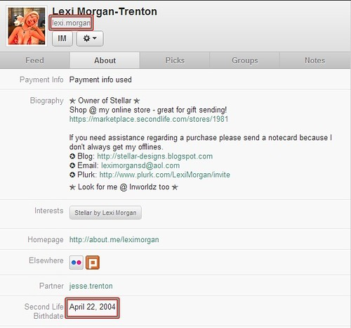 The Real Lexi Morgan