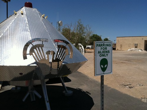 Parking for Aliens