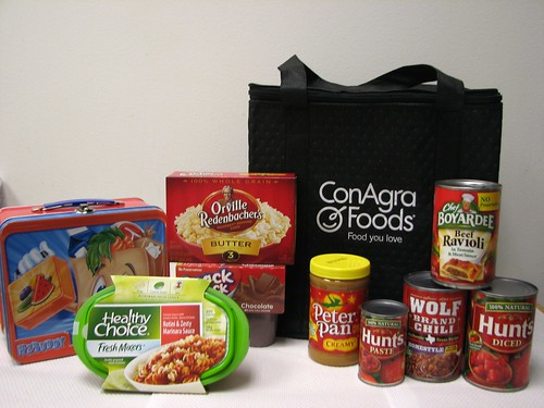 ConAgra HEB Meal Maker Challenge - Reader Giveaway
