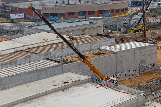 Zona Subestación eléctrica - 25-08-11