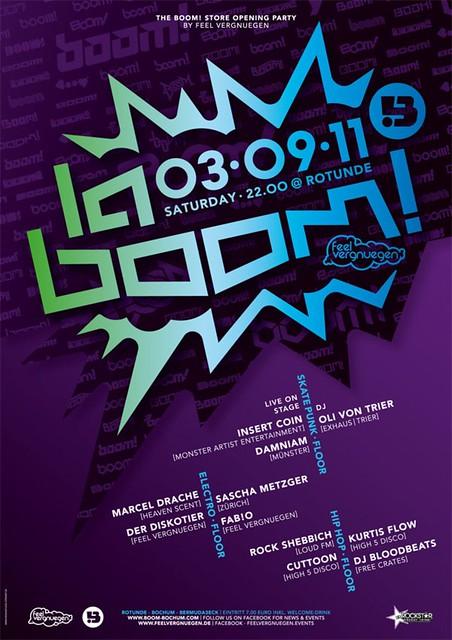 supakool @ la boom grand opening